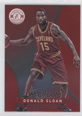 2012-13 Totally Certified Totally Red #231 - Donald Sloan /499