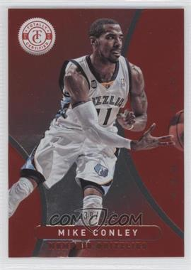 2012-13 Totally Certified Totally Red #246 - Mike Conley /499