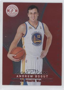 2012-13 Totally Certified Totally Red #26 - Andrew Bogut /499