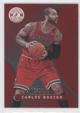 2012-13 Totally Certified Totally Red #291 - Carlos Boozer /499