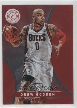 2012-13 Totally Certified Totally Red #3 - Drew Gooden /499