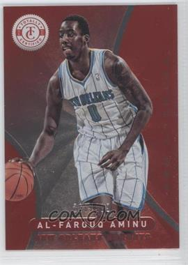 2012-13 Totally Certified Totally Red #5 - Al-Farouq Aminu /499