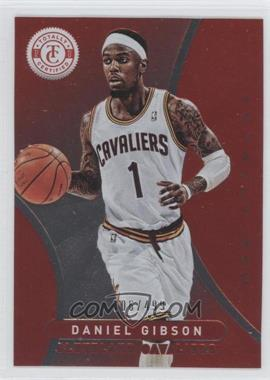2012-13 Totally Certified Totally Red #78 - Daniel Gibson /499