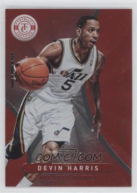 2012-13 Totally Certified Totally Red #92 - Devin Harris /499