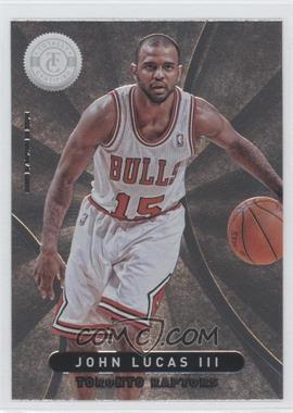 2012-13 Totally Certified #133 - John Lucas III