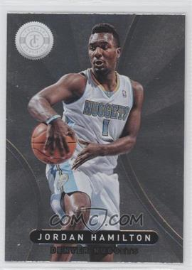 2012-13 Totally Certified #140 - Jordan Hamilton