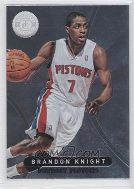 2012-13 Totally Certified #213 - Brandon Knight