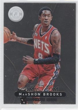 2012-13 Totally Certified #214 - MarShon Brooks