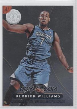 2012-13 Totally Certified #220 - Derrick Williams