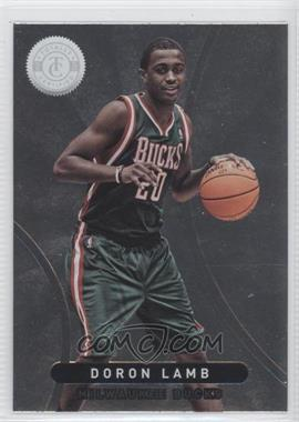 2012-13 Totally Certified #223 - Doron Lamb