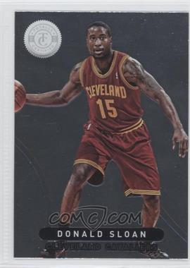 2012-13 Totally Certified #231 - Donald Sloan