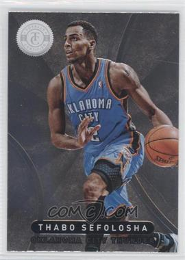 2012-13 Totally Certified #283 - Thabo Sefolosha