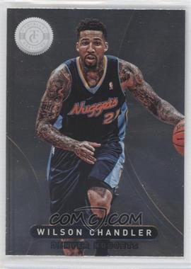 2012-13 Totally Certified #65 - Wilson Chandler