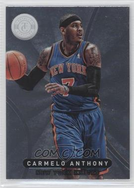 2012-13 Totally Certified #7 - Carmelo Anthony