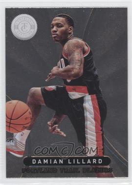 2012-13 Totally Certified #70 - Damian Lillard
