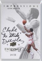 Clyde Drexler /20