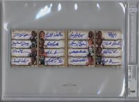 Michael Jordan, Julius Erving, Allen Iverson, Isiah Thomas, Bill Walton, Bill R…