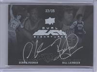 Bill Laimbeer, Dennis Rodman /35