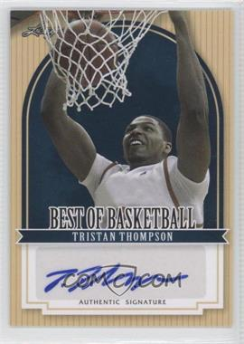 2012 Leaf Best of Basketball - [Base] #TT1 - Tristan Thompson