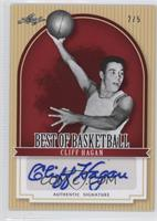 Cliff Hagan /5