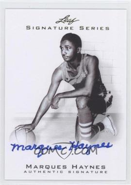 2012 Leaf Signature Series #BA-MH1 - Maurice Harkless