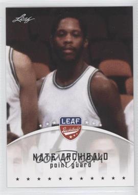 2012 Leaf #NA1 - Nate Archibald