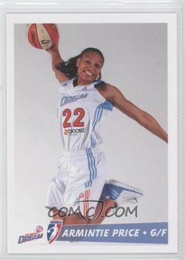 2012 Rittenhouse WNBA #2 - Armintie Price