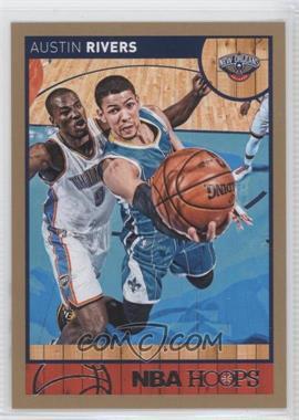 2013-14 NBA Hoops - [Base] - Gold #158 - Austin Rivers
