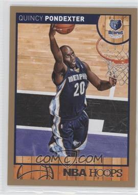2013-14 NBA Hoops - [Base] - Gold #27 - Quincy Pondexter