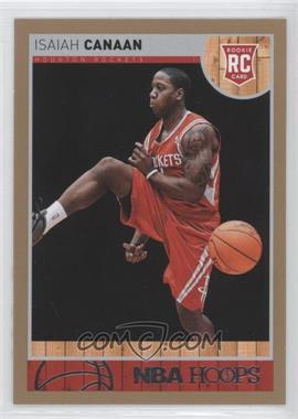 2013-14 NBA Hoops - [Base] - Gold #291 - Isaiah Canaan