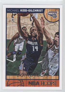 2013-14 NBA Hoops - [Base] - Red Back #51 - Michael Kidd-Gilchrist