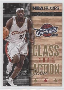 2013-14 NBA Hoops - Class Action #10 - Lebron James