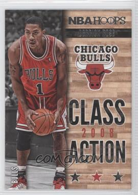 2013-14 NBA Hoops - Class Action #5 - Derrick Rose