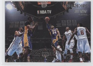 2013-14 NBA Hoops - Courtside #1 - Kobe Bryant