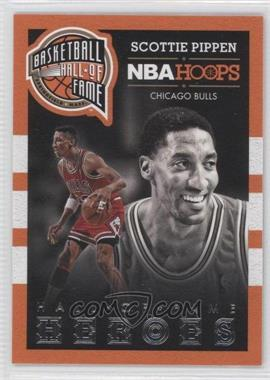 2013-14 NBA Hoops - Hall of Fame Heroes #22 - Scottie Pippen