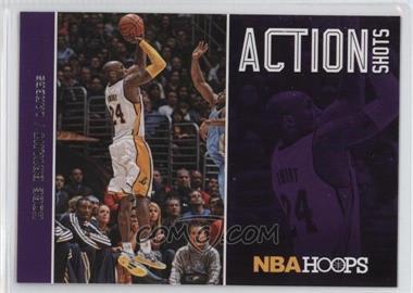 2013-14 NBA Hoops Action Shots #12 - Kobe Bryant