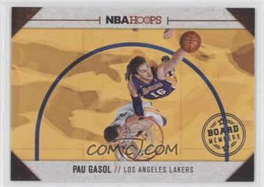 2013-14 NBA Hoops Board Members #13 - Pau Gasol
