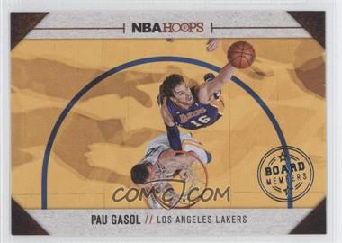 2013-14 NBA Hoops Board Members #13 - Pau Gasol