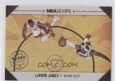 2013-14 NBA Hoops Board Members #20 - Lebron James