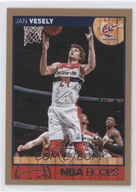 2013-14 NBA Hoops Gold #175 - Jan Vesely