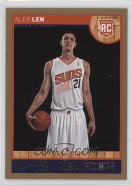 2013-14 NBA Hoops Gold #265 - Alex Len