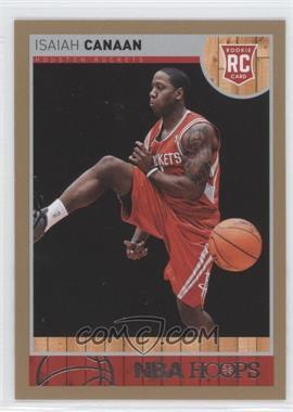 2013-14 NBA Hoops Gold #291 - Isaiah Canaan