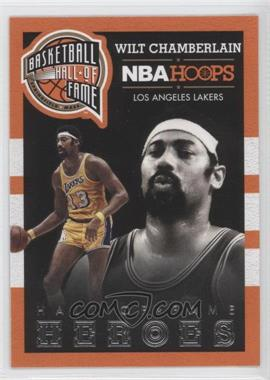 2013-14 NBA Hoops Hall of Fame Heroes #15 - Wilt Chamberlain