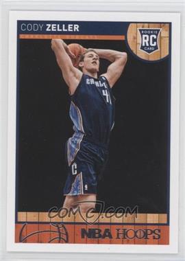 2013-14 NBA Hoops Red Back #264 - Cody Zeller