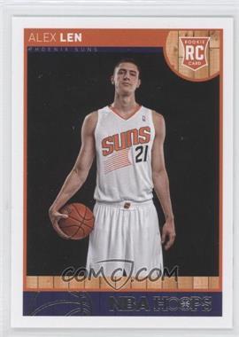 2013-14 NBA Hoops Red Back #265 - Alex Len