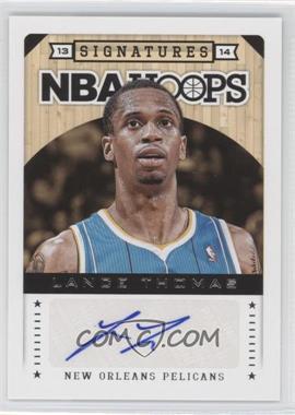 2013-14 NBA Hoops Signatures #39 - Lance Thomas