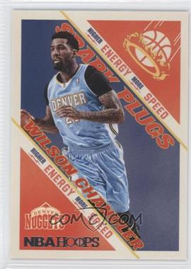 2013-14 NBA Hoops Spark Plugs #6 - Wilson Chandler