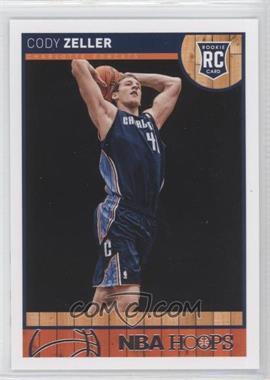 2013-14 NBA Hoops #264 - Cody Zeller