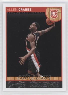 2013-14 NBA Hoops #289 - Allen Crabbe