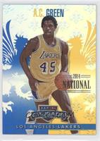 A.C. Green /5